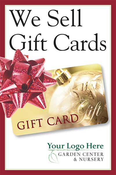 Christmas Gift Card Poster.Posters
