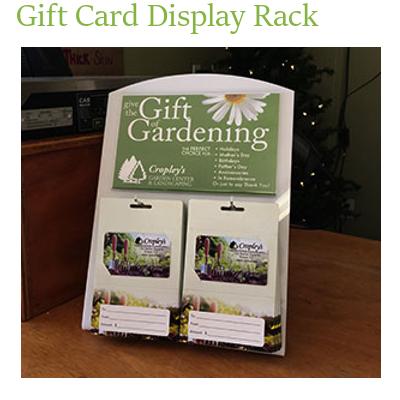 Gift Card Display Rack Sunrise Marketing